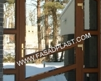 Двери REHAU-ФАСАД ПЛАСТ