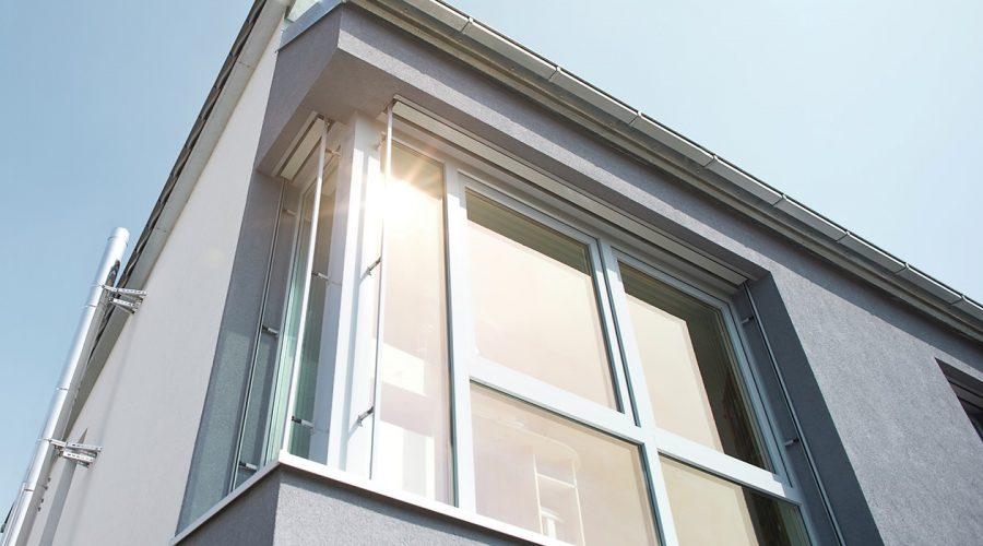 Остекление балкона REHAU заказать балкон