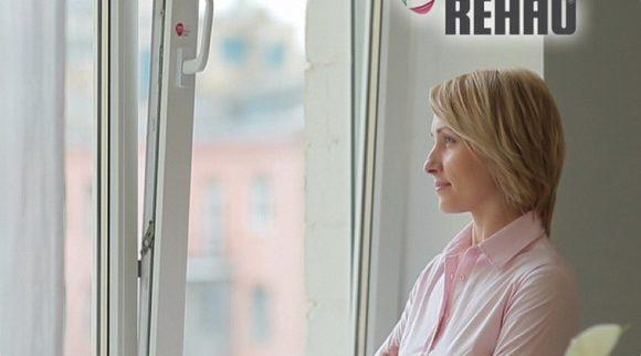 Окна REHAU купить в Киеве